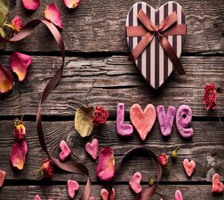 Обои на телефон лепестки, цветы, сердце, любовь, красые, артистические, абстрактные, love
