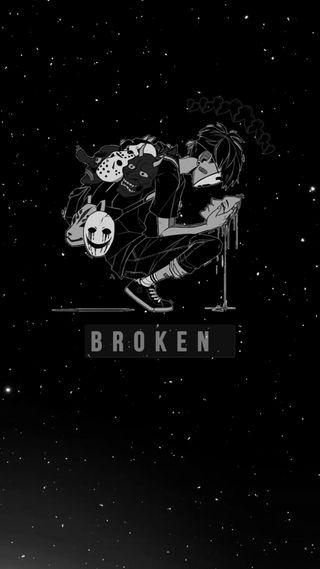 Обои на телефон сломанный, любовь, грустные, triste, love