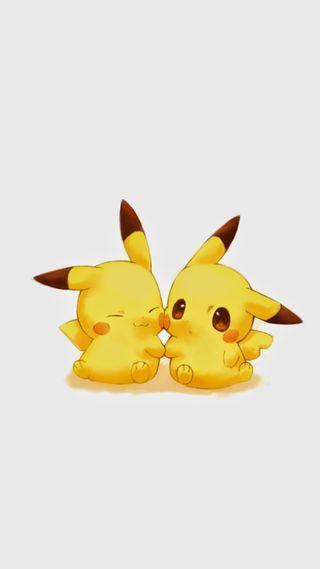 Обои на телефон love, pikachus, любовь, милые, игра, покемоны, пикачу
