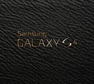 Обои на телефон кожа, текстуры, самсунг, металл, логотипы, золотые, галактика, samsung, galaxy s4 by marika, galaxy