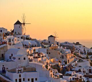 Обои на телефон греция, природа, greece 3011