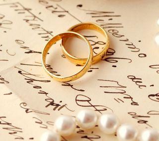 Обои на телефон счастье, любовь, кольца, брак, love