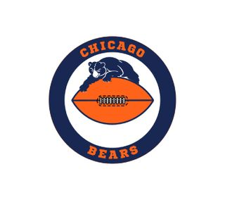 Обои на телефон чикаго, футбол, спортивные, медведи, nfl, chicago bears