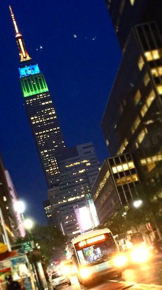 Обои на телефон нью йорк, новый, йорк, империя, здания, город, esb, empire state building