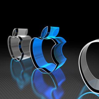 Обои на телефон карбон, эпл, неоновые, логотипы, волокно, apple