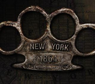 Обои на телефон полиция, новый, йорк, new-york, knuckles