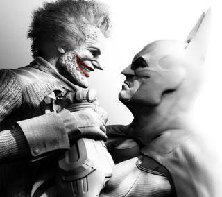 Обои на телефон рыцарь, темные, серые, комиксы, классные, джокер, бэтмен, аркхем, dc, batmanjoker