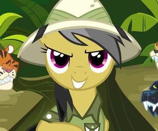 Обои на телефон пони, мой, маленький, магия, дружба, mlp, daring doo