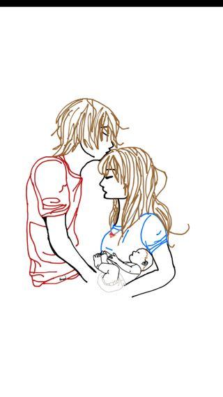Обои на телефон семья, мальчики, любовь, девушки, два, two boys and one girl, love is everything, family love