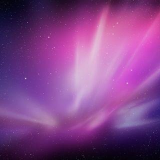 Обои на телефон эпл, снег, леопард, космос, звезда, галактика, snow leopard, os x snow leopard, os x, mac, galaxy, apple