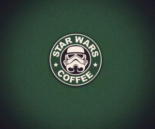Обои на телефон штурмовики, штурмовик, старбакс, кофе, звезда, войны, stormtrooper coffe, star wars