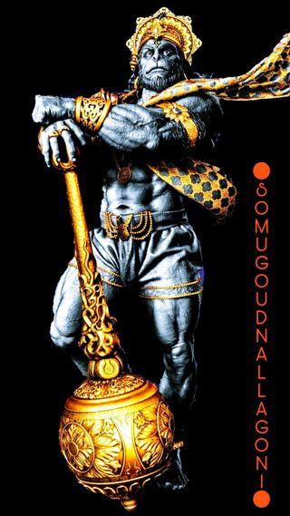Обои на телефон хануман, бог, jai hanuman, jai, god hanuman