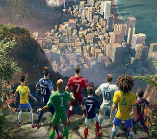 Обои на телефон футбольные, футбол, мир, лучшие, world best soccer