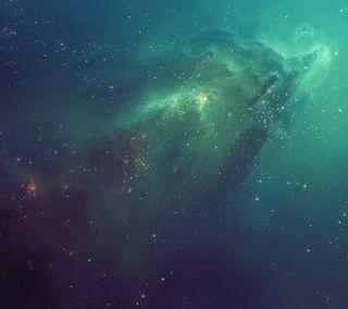 Обои на телефон galaxy nexus, galaxy s3, nexus, galaxy, галактика, космос