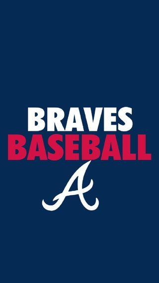 Обои на телефон южный, сша, бейсбол, usa, southern, mlb, braves baseballl, braves, atlanta