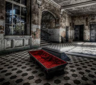 Обои на телефон вампиры, темные, сон, дракула, готы, готические, coffin, casket