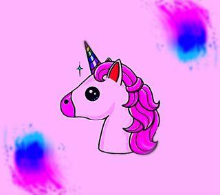 Обои на телефон пони, милые, единорог, cute unicorn
