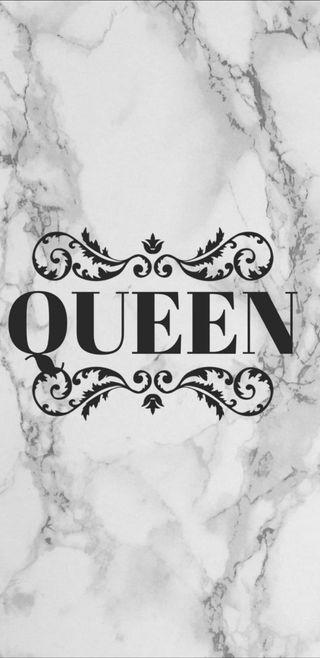 Обои на телефон я, королева, знаки