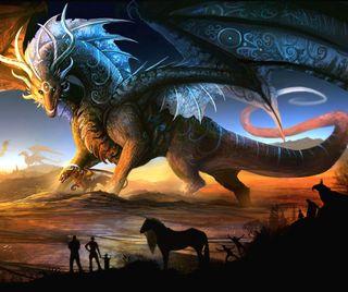Обои на телефон приятные, животные, дракон, perfect, hd, dragon