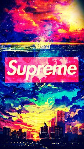 Обои на телефон hd, iphone, supreme, логотипы, ночь, красочные, звезды, айфон, закат, город, мечта