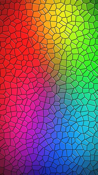 Обои на телефон мозаика, цветные, текстуры