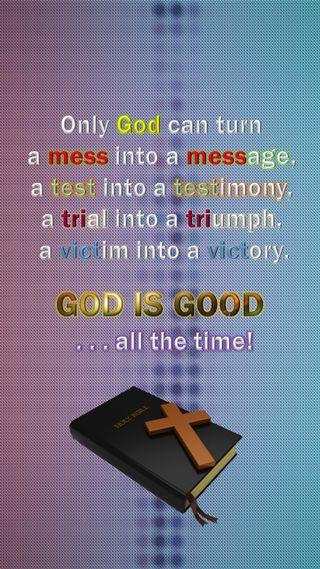 Обои на телефон только, библия, христианские, бог, only god can turn