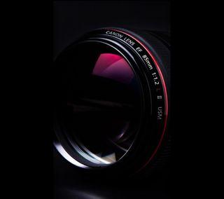 Обои на телефон объектив, dht, canon lens