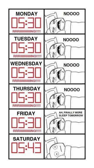 Обои на телефон часы, сон, утро, wake up, early, biological, alarm