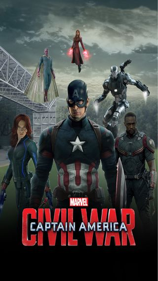 Обои на телефон экшен, фильмы, марвел, капитан, гражданская, герои, война, бой, америка, marvel