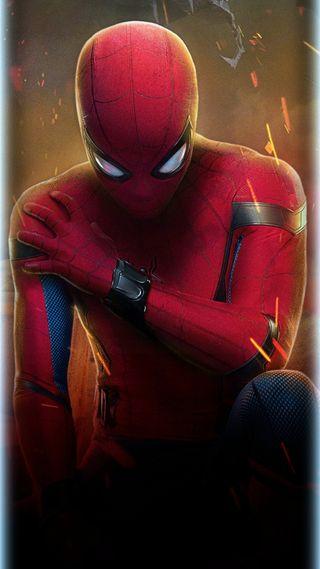 Обои на телефон человек паук, фильмы, удивительные, супергерои, марвел, крутые, комиксы, грани, возвращение домой, marvel, hd, 929