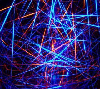 Обои на телефон яркие, шаблон, огни, неоновые, линии, конепт, арт, абстрактные, neon lines, hd, art, 3д, 3d