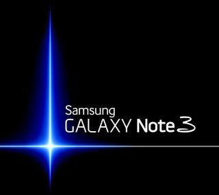 Обои на телефон синие, самсунг, неоновые, логотипы, галактика, samsung, note3, galaxy