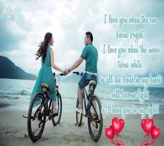 Обои на телефон руки, ты, сердце, пара, навсегда, милые, любовь, вместе, i love you, holding hands