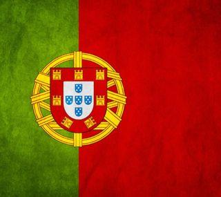 Обои на телефон флаг, португалия