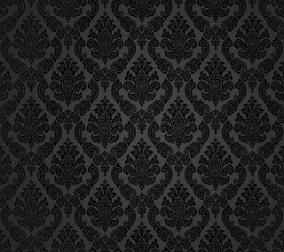 Обои на телефон цветочные, шаблон, черные, приятные, абстрактные, floral pattern nice, abstract black
