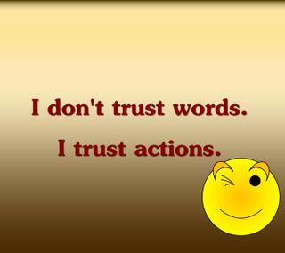 Обои на телефон доверять, цитата, слова, поговорка, новый, крутые, жизнь, actions