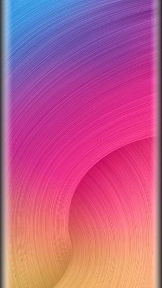 Обои на телефон стиль, стандартные, красочные, грани, асус, абстрактные, s7, edge style, asus pegasus3
