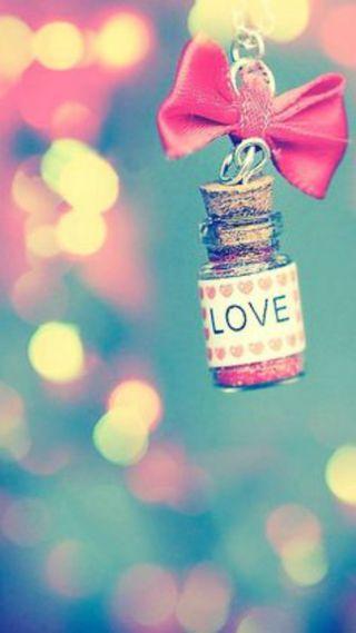 Обои на телефон лайк, любовь, love jar, love