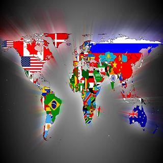 Обои на телефон флаг, мир, земля