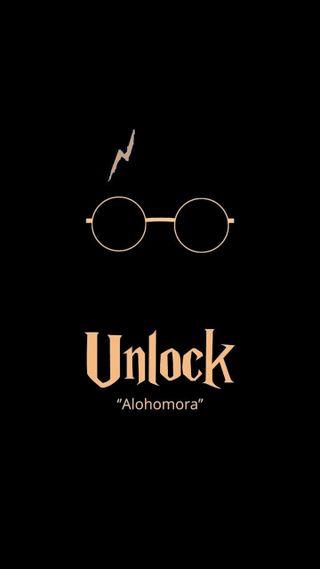 Обои на телефон поттер, черные, темные, смайлики, разблокировать, магия, золотые, гарри, wands, magic spell, harry potter unlock, hagwarts, good