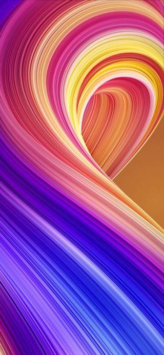 Обои на телефон сяоми, цветные, микс, ми, xiaomi mi mix-3