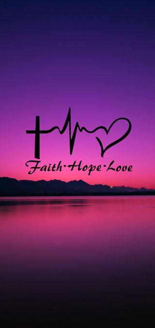 Обои на телефон love, любовь, христианские, надежда, вера