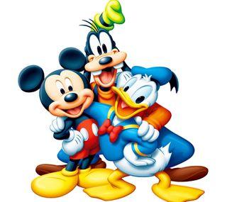 Обои на телефон герои, мультфильмы, микки, дональд, дисней, гуфи, disney heroes, disney cartoon