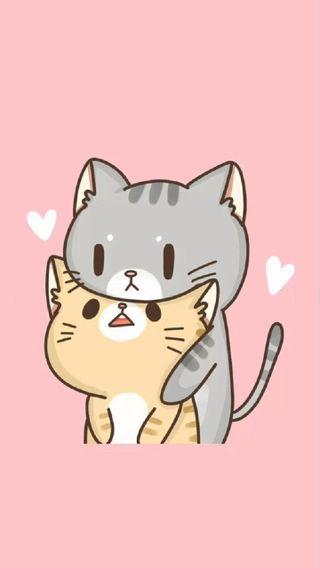 Обои на телефон котята, милые, кошки