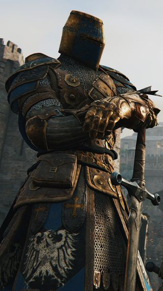 Обои на телефон честь, рыцарь, меч, ubisoft, medieval, for honor
