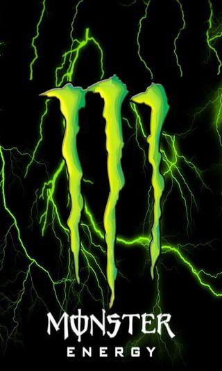 Обои на телефон энергетики, монстры, логотипы, абстрактные, monster energy, logo monsters