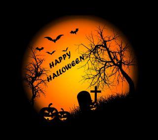 Обои на телефон ужасные, хэллоуин, тыква, счастливые, grave