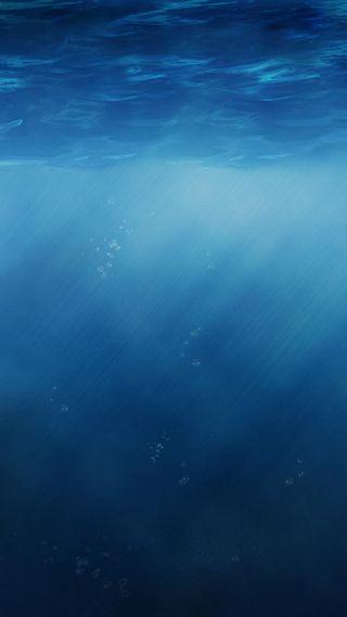 Обои на телефон эпл, подводные, вода, айфон, айпад, iphone 6  underwater, iphone, ios 8, ios, apple