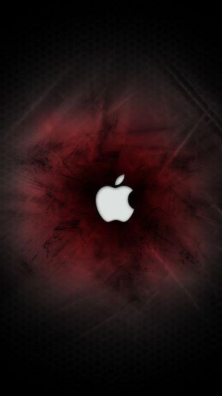 Обои на телефон мотивация, эпл, черные, красые, apple