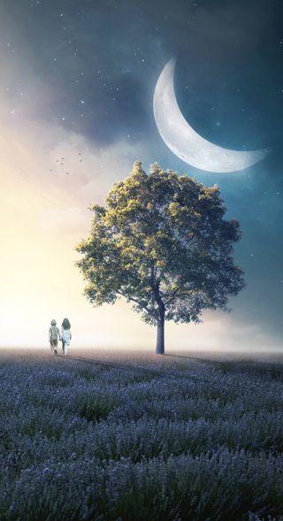Обои на телефон университет, темы, солнечный свет, синие, ночь, любовь, луна, лодки, звезды, звезда, вселенная, love